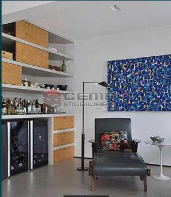 16 - Apartamento à venda Rua Sacopa,Lagoa, Zona Sul RJ - R$ 3.300.000 - LAAP40882 - 19