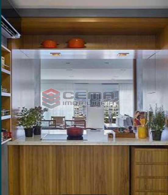 17 - Apartamento à venda Rua Sacopa,Lagoa, Zona Sul RJ - R$ 3.300.000 - LAAP40882 - 18