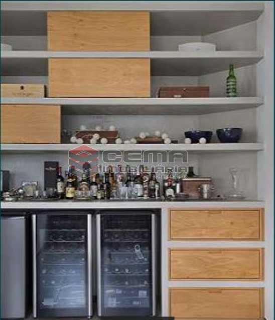 18 - Apartamento à venda Rua Sacopa,Lagoa, Zona Sul RJ - R$ 3.300.000 - LAAP40882 - 20