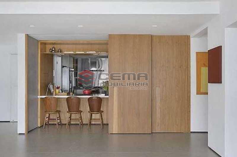 24 - Apartamento à venda Rua Sacopa,Lagoa, Zona Sul RJ - R$ 3.300.000 - LAAP40882 - 17