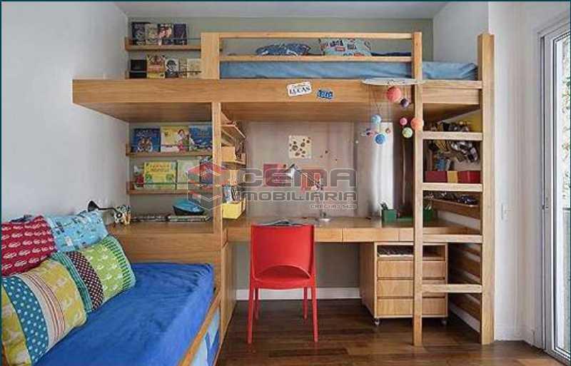 27 - Apartamento à venda Rua Sacopa,Lagoa, Zona Sul RJ - R$ 3.300.000 - LAAP40882 - 22