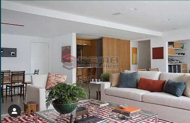 30 - Apartamento à venda Rua Sacopa,Lagoa, Zona Sul RJ - R$ 3.300.000 - LAAP40882 - 3