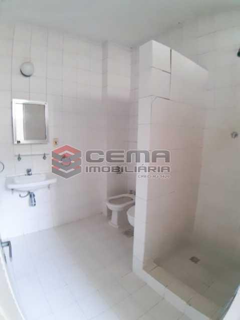 banheiro serviço  - Apartamento 4 quartos no Parque Guinle-Laranjeiras-RJ - LAAP40883 - 19