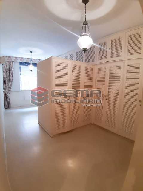 terceiro quarto  - Apartamento 4 quartos no Parque Guinle-Laranjeiras-RJ - LAAP40883 - 14