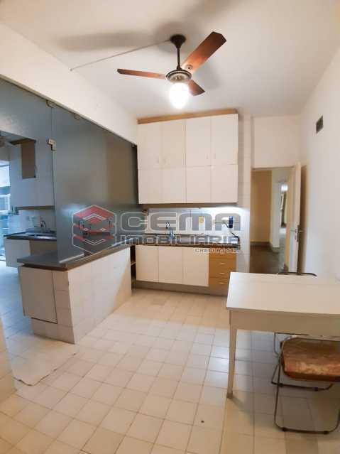 copa  - Apartamento 4 quartos no Parque Guinle-Laranjeiras-RJ - LAAP40883 - 17
