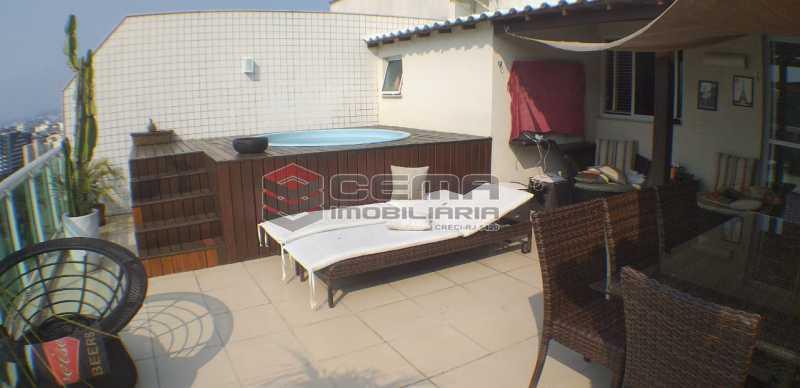 68eb986e-e129-41ec-8f2f-bcec9b - Cobertura à venda Rua das Laranjeiras,Laranjeiras, Zona Sul RJ - R$ 2.500.000 - LACO30281 - 19