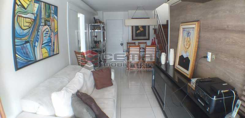 f3d50334-f7b5-444e-8888-e5187e - Cobertura à venda Rua das Laranjeiras,Laranjeiras, Zona Sul RJ - R$ 2.500.000 - LACO30281 - 1