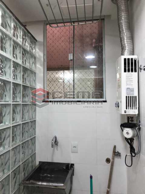 10 - Apartamento 1 quarto à venda Catete, Zona Sul RJ - R$ 550.000 - LAAP12629 - 18