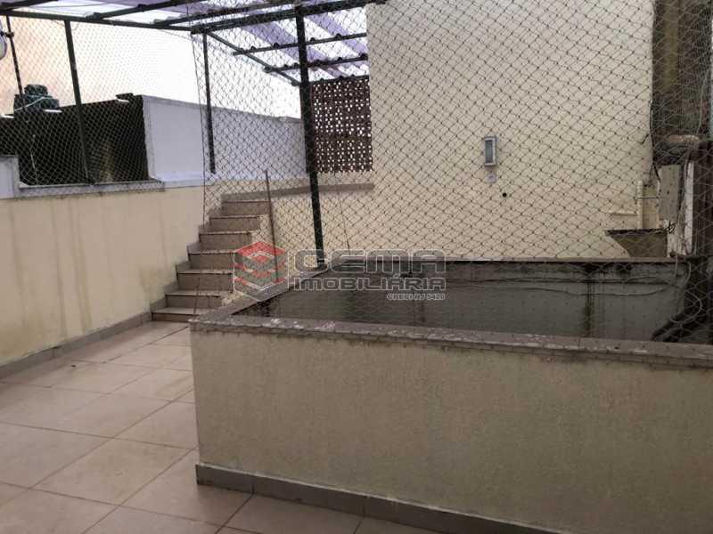 11 - Apartamento 1 quarto à venda Catete, Zona Sul RJ - R$ 550.000 - LAAP12629 - 19