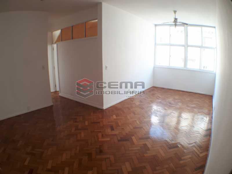 sala. - Apartamento 2 quartos no Flamengo - Aluguel - LAAP24737 - 4