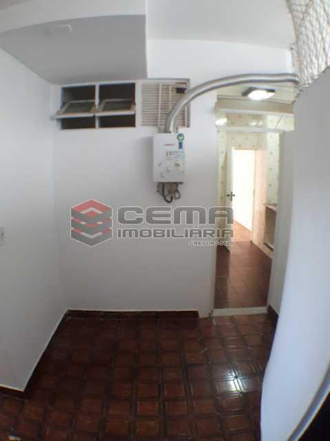 área de serviço. - Apartamento 2 quartos no Flamengo - Aluguel - LAAP24737 - 18