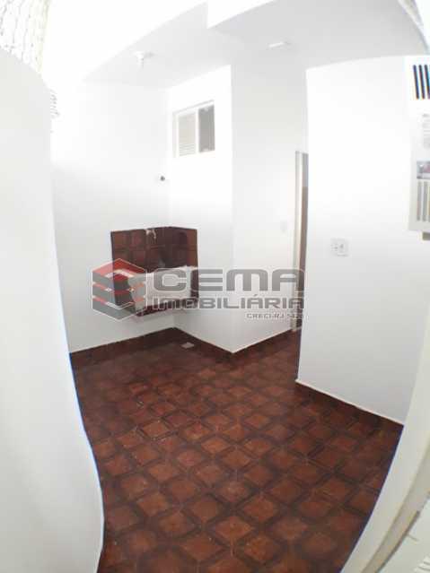 área de serviço - Apartamento 2 quartos no Flamengo - Aluguel - LAAP24737 - 17