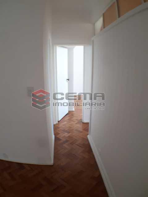 circulação - Apartamento 2 quartos no Flamengo - Aluguel - LAAP24737 - 6