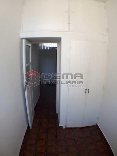quarto de serviço -lavanderia - Apartamento 2 quartos no Flamengo - Aluguel - LAAP24737 - 21