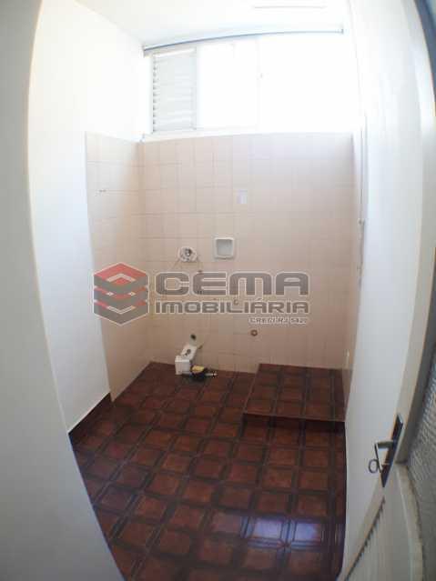quarto de serviço-lavanderia - Apartamento 2 quartos no Flamengo - Aluguel - LAAP24737 - 20