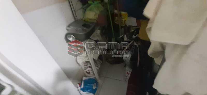 dependencias - Apartamento à venda Rua Voluntários da Pátria,Humaitá, Zona Sul RJ - R$ 600.000 - LAAP12634 - 18