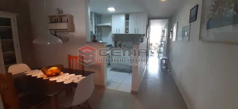 copa - Apartamento à venda Rua Voluntários da Pátria,Humaitá, Zona Sul RJ - R$ 600.000 - LAAP12634 - 16