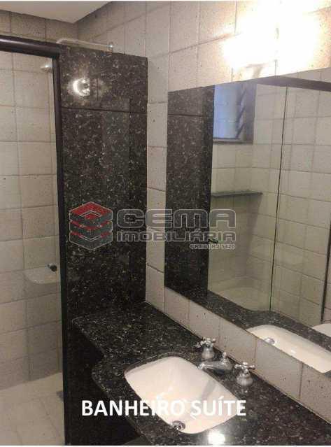 banheiro suite - APARTAMENTO 2 QUARTOS COM SUITE, BOTAFOGO, PRÓXIMO COBAL - LAAP24746 - 8