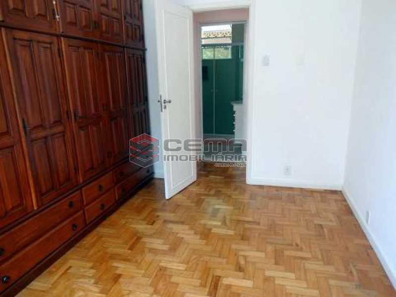 quarto - Apartamento à venda Rua Pedro Américo,Catete, Zona Sul RJ - R$ 380.000 - LAAP12637 - 5
