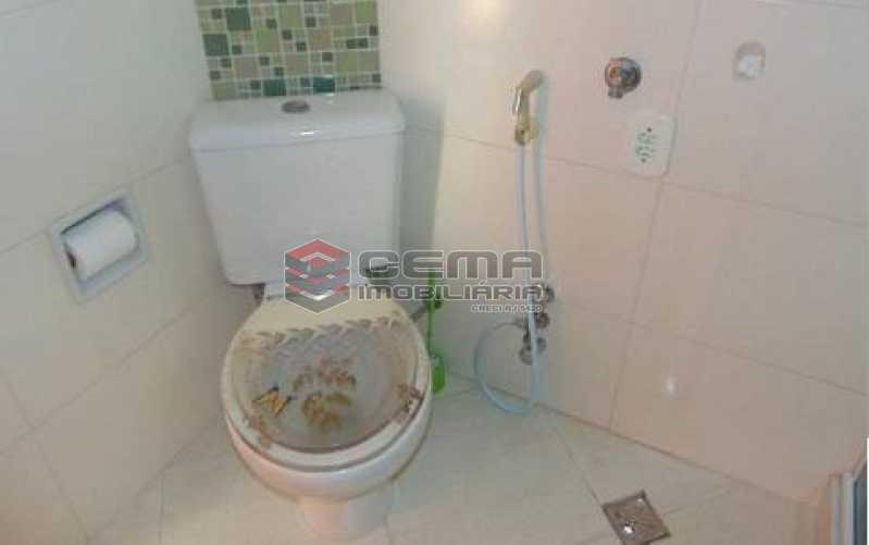 banheiro - Apartamento à venda Rua Pedro Américo,Catete, Zona Sul RJ - R$ 380.000 - LAAP12637 - 11