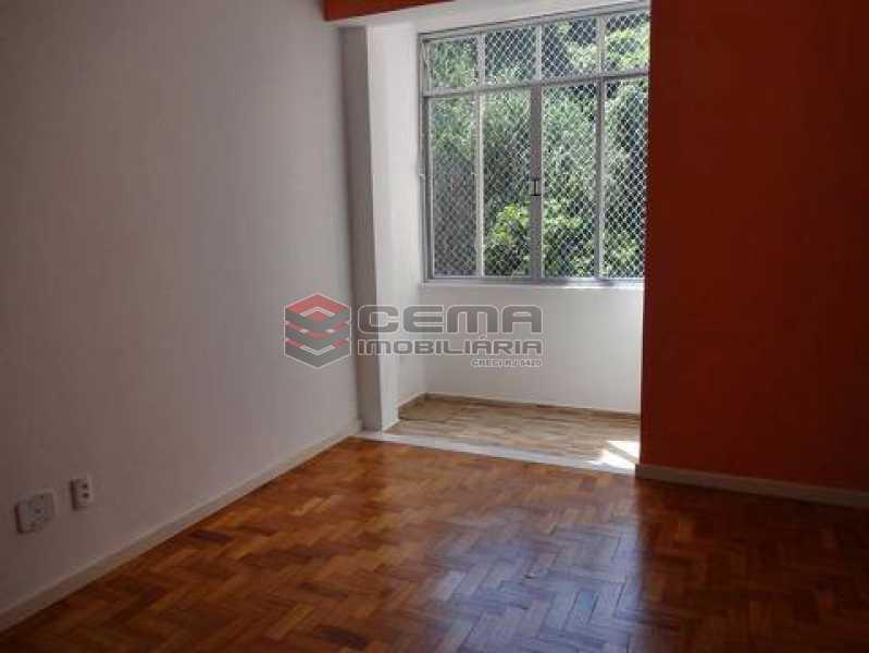 sala - Apartamento à venda Rua Pedro Américo,Catete, Zona Sul RJ - R$ 380.000 - LAAP12637 - 1