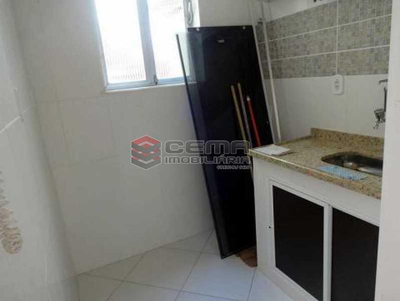 cozinha - Apartamento à venda Rua Pedro Américo,Catete, Zona Sul RJ - R$ 380.000 - LAAP12637 - 9
