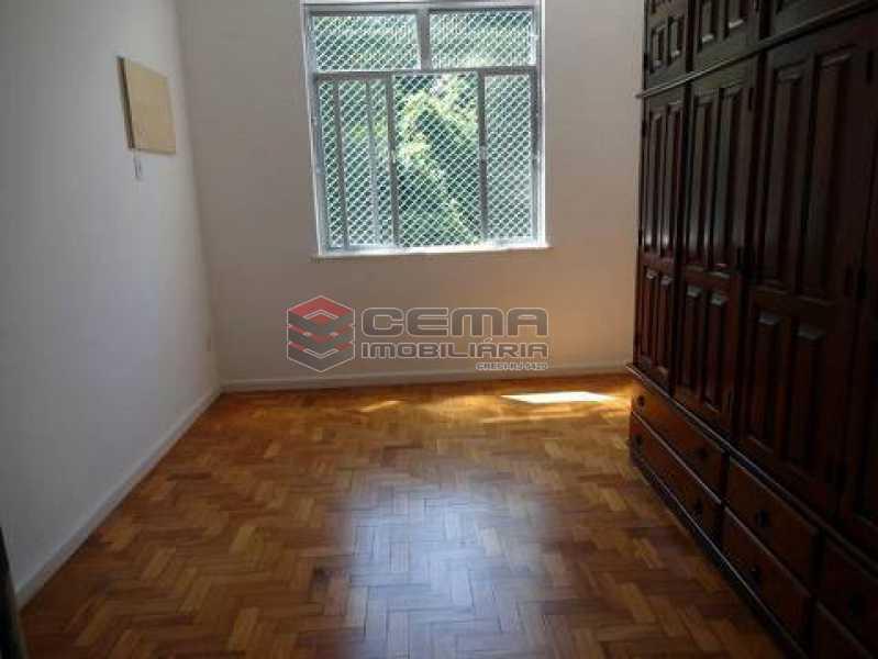 quarto - Apartamento à venda Rua Pedro Américo,Catete, Zona Sul RJ - R$ 380.000 - LAAP12637 - 6