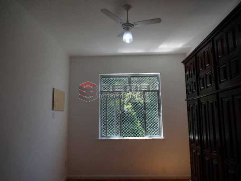 quarto - Apartamento à venda Rua Pedro Américo,Catete, Zona Sul RJ - R$ 380.000 - LAAP12637 - 7
