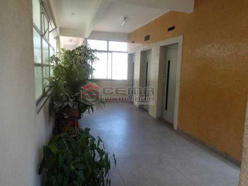 elevador - Apartamento à venda Rua Pedro Américo,Catete, Zona Sul RJ - R$ 380.000 - LAAP12637 - 15