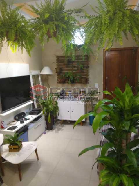 1 - Apartamento 1 quarto à venda Humaitá, Zona Sul RJ - R$ 595.000 - LAAP12664 - 3