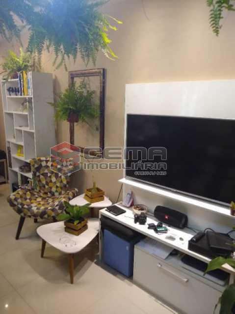 2 - Apartamento 1 quarto à venda Humaitá, Zona Sul RJ - R$ 595.000 - LAAP12664 - 4