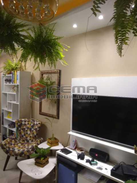 3 - Apartamento 1 quarto à venda Humaitá, Zona Sul RJ - R$ 595.000 - LAAP12664 - 5