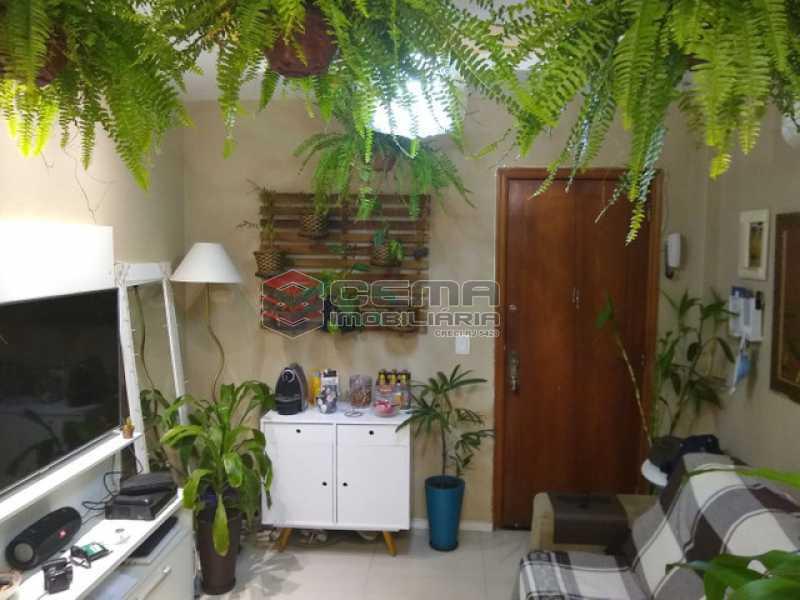 4 - Apartamento 1 quarto à venda Humaitá, Zona Sul RJ - R$ 595.000 - LAAP12664 - 6