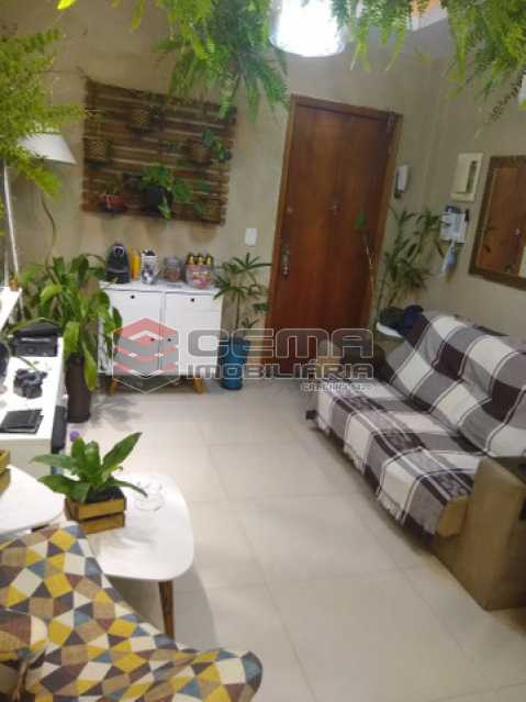 6 - Apartamento 1 quarto à venda Humaitá, Zona Sul RJ - R$ 595.000 - LAAP12664 - 7