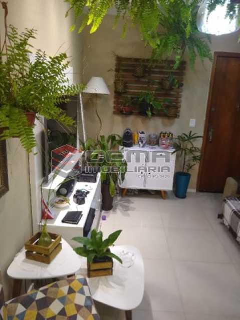 7 - Apartamento 1 quarto à venda Humaitá, Zona Sul RJ - R$ 595.000 - LAAP12664 - 8