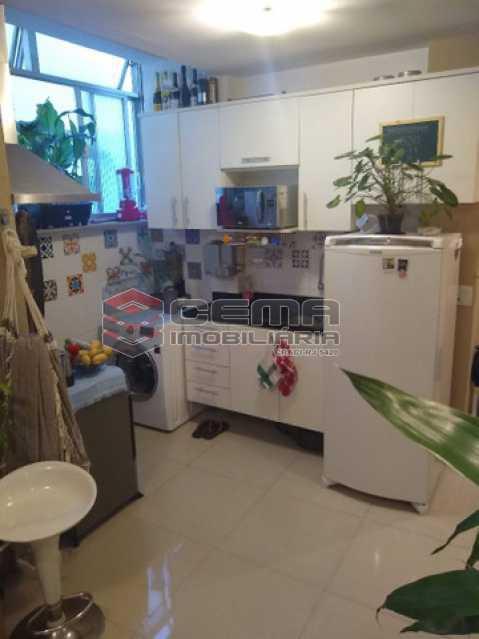 9 - Apartamento 1 quarto à venda Humaitá, Zona Sul RJ - R$ 595.000 - LAAP12664 - 10