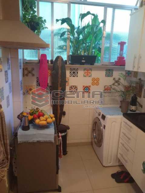 10 - Apartamento 1 quarto à venda Humaitá, Zona Sul RJ - R$ 595.000 - LAAP12664 - 11