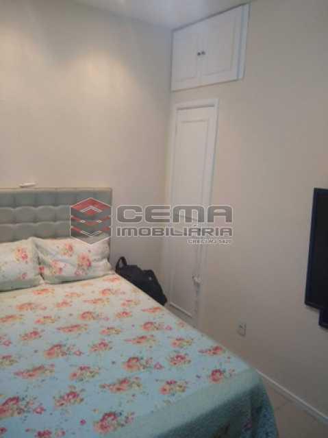 11 - Apartamento 1 quarto à venda Humaitá, Zona Sul RJ - R$ 595.000 - LAAP12664 - 12