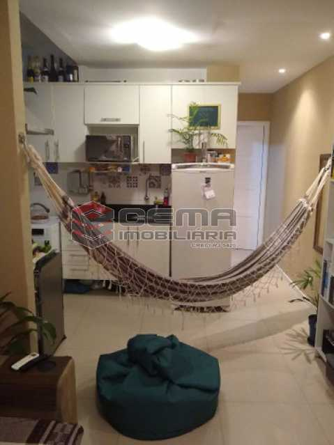 12 - Apartamento 1 quarto à venda Humaitá, Zona Sul RJ - R$ 595.000 - LAAP12664 - 13