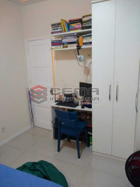 13 - Apartamento 1 quarto à venda Humaitá, Zona Sul RJ - R$ 595.000 - LAAP12664 - 14
