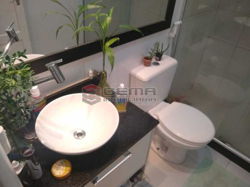 14 - Apartamento 1 quarto à venda Humaitá, Zona Sul RJ - R$ 595.000 - LAAP12664 - 15