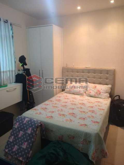 15 - Apartamento 1 quarto à venda Humaitá, Zona Sul RJ - R$ 595.000 - LAAP12664 - 16