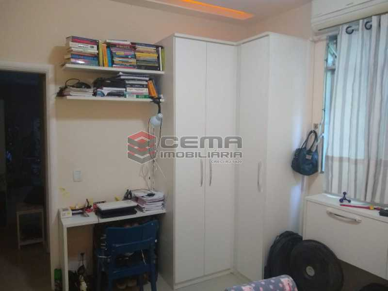 16 - Apartamento 1 quarto à venda Humaitá, Zona Sul RJ - R$ 595.000 - LAAP12664 - 17