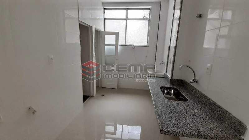 Cozinha - Apartamento 2 quartos para alugar Copacabana, Zona Sul RJ - R$ 1.800 - LAAP24771 - 10