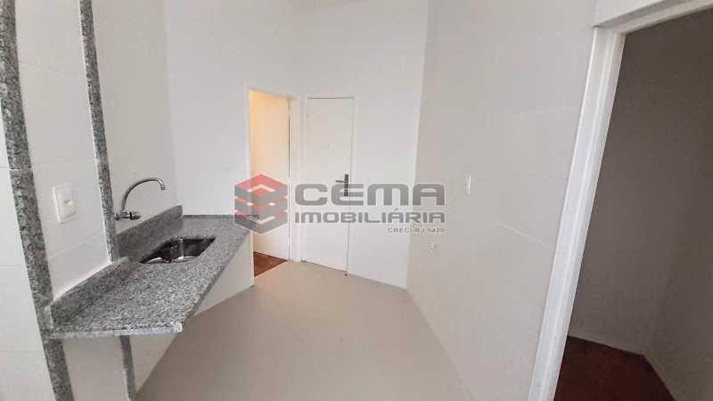 Cozinha - Apartamento 2 quartos para alugar Copacabana, Zona Sul RJ - R$ 1.800 - LAAP24771 - 11