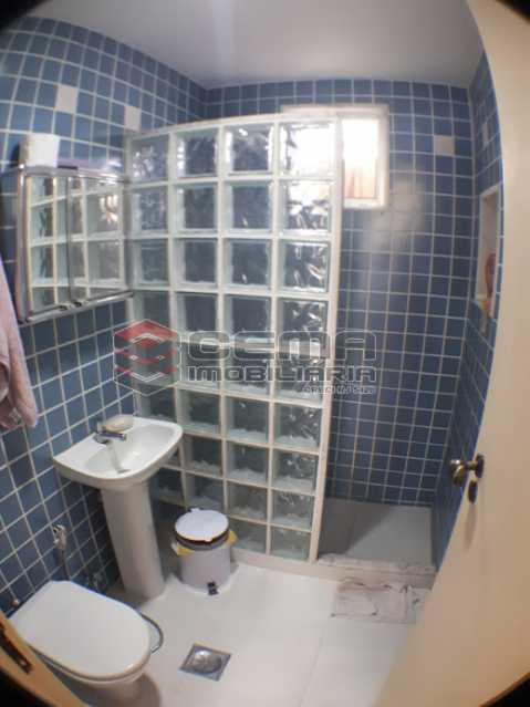 banheiro social - Apartamento 2 quartos para alugar Laranjeiras, Zona Sul RJ - R$ 2.000 - LAAP24778 - 8