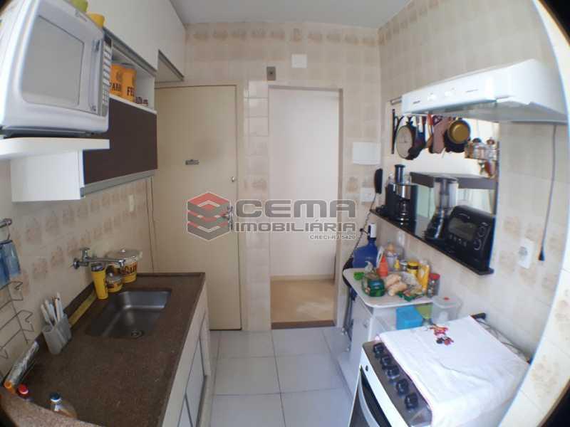 cozinha.. - Apartamento 2 quartos para alugar Laranjeiras, Zona Sul RJ - R$ 2.000 - LAAP24778 - 17