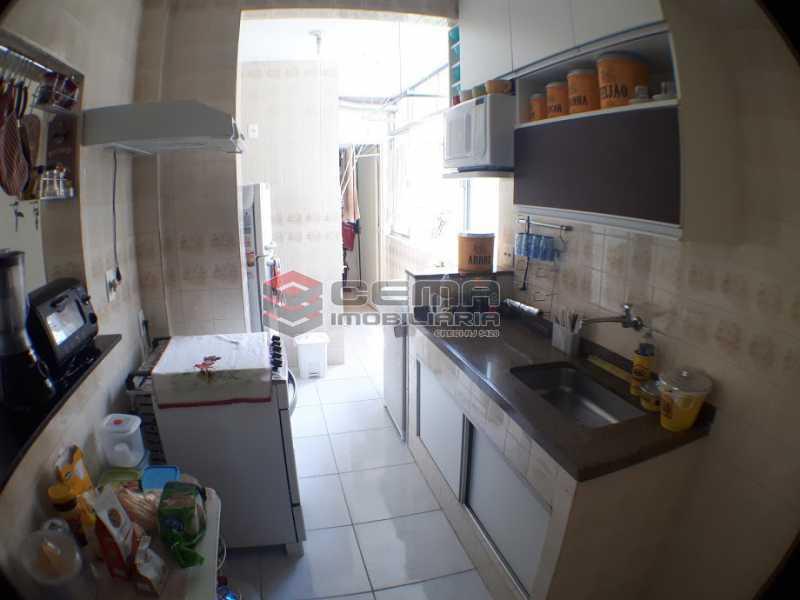cozinha. - Apartamento 2 quartos para alugar Laranjeiras, Zona Sul RJ - R$ 2.000 - LAAP24778 - 15