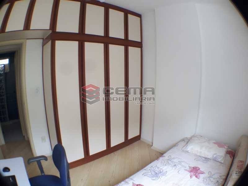 quarto 1 - Apartamento 2 quartos para alugar Laranjeiras, Zona Sul RJ - R$ 2.000 - LAAP24778 - 10