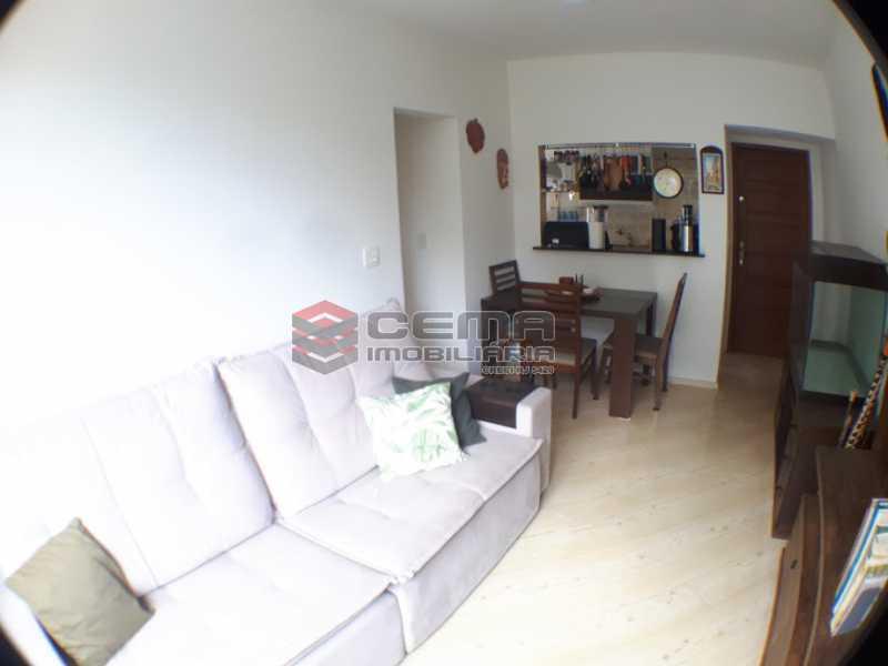 sala - Apartamento 2 quartos para alugar Laranjeiras, Zona Sul RJ - R$ 2.000 - LAAP24778 - 5